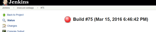 jenkins-build-failed